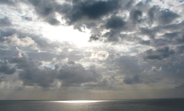 langit di pura segara